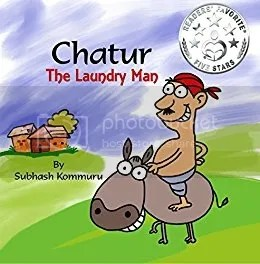 chatur the laundry man cover