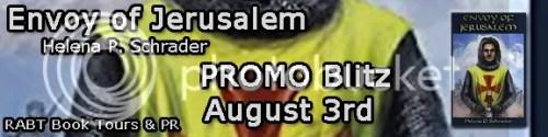 envoy of Jerusalem banner