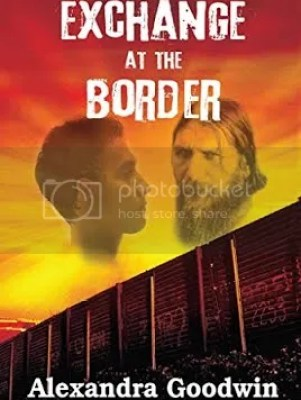 Exchange at the Border cover