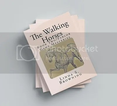 The Walking Horses cover 2