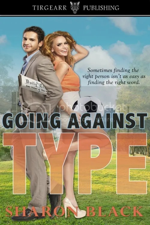 Going Against Type - RABT Book Tours