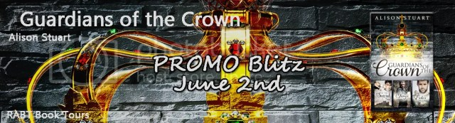 Guardians of the Crown promo and #freebook
