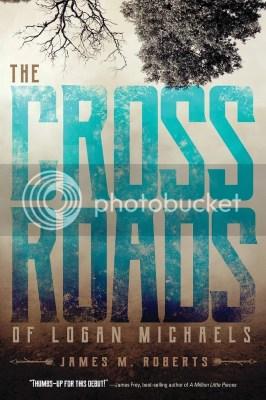 The Crossroads of Logan Michaels cover