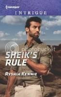 RABT Book Tours - Sheik's Rule