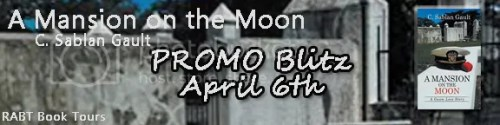 a mansion on the moon banner