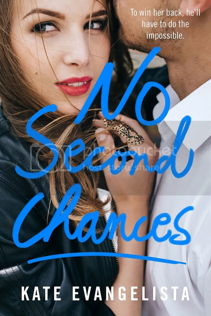 RABT Book Tours - No Second Chances
