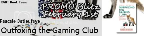 outfoxing the gaming club banner
