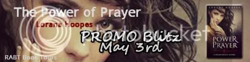 the power of prayer banner