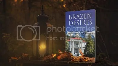 Brazen Desires: Desperate Hours standing book