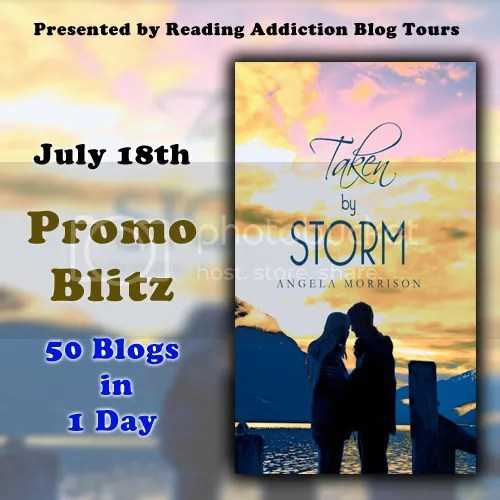 BOOK EXCERPT: TAKEN BY STORM BY ANGELA MORRISON