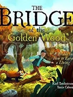 the bridge of the golden wood cover