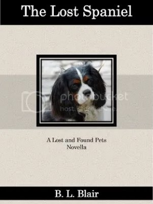 the lost spaniel cover