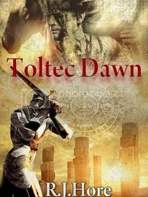 toltec dawn cover