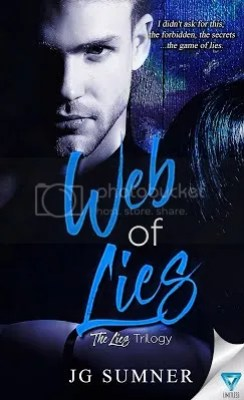 Web of Lies cover