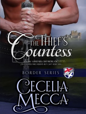 The Thief's Countess cover