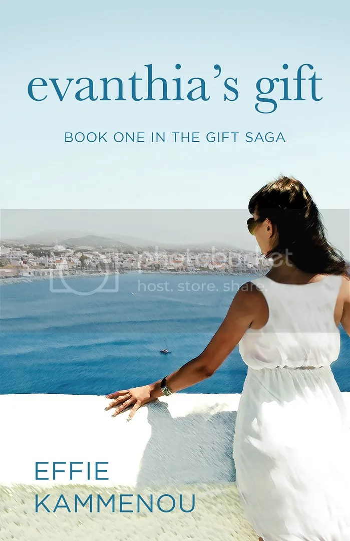 Evanthia's Gift - RABT Book Tours