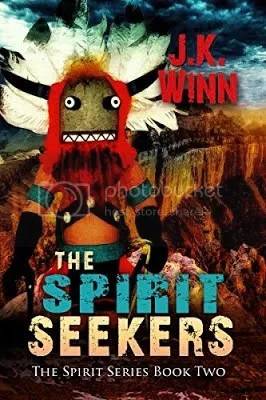 spirit seekers cover