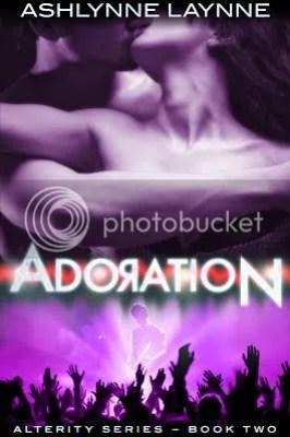 Adoration cover