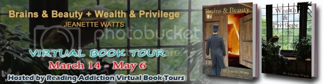 Wealth & Privilege and Brains & Beauty – Virtual Book Tour