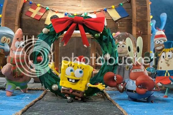 Spongebob Christmas Special.Nickelodeon It S A Spongebob Christmas Nick S First Ever