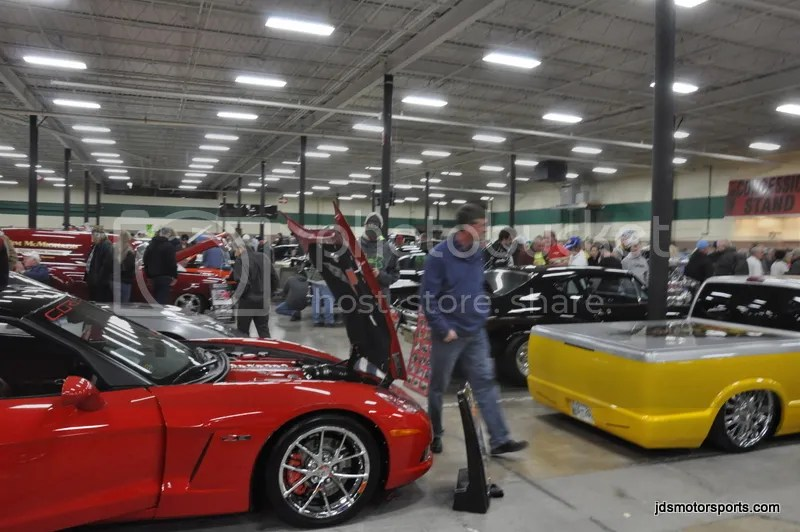 Cabin Fever Car Show 2015 Knoxville Tn