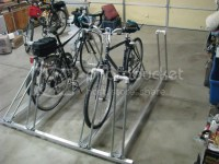Homemade Truck Bed Bike Rack | PopUpPortal