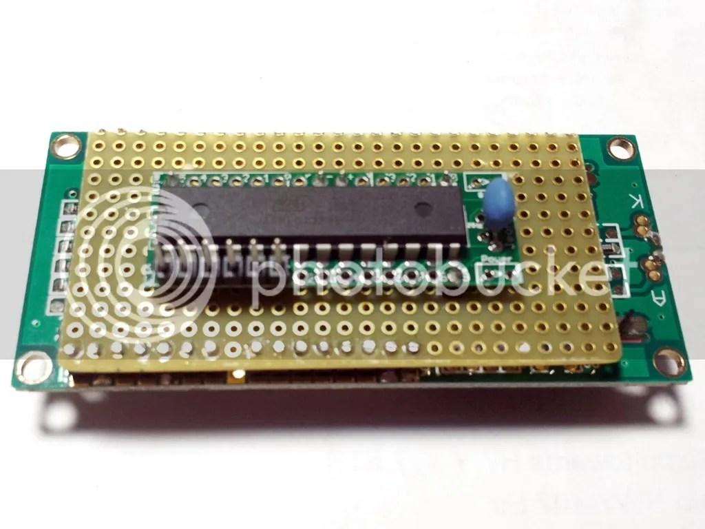 JeonLab mini on the back of the LCD photo 20130209_122723.jpg