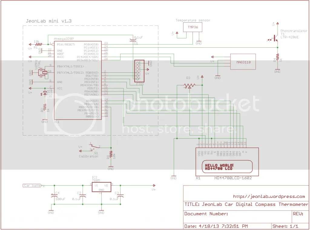 Schematic photo JeonLabCarDigitalCompassThermometer-1.png