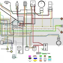 49cc Scooter Wiring Diagram Banshee Lights Eton Free For You Images Gallery