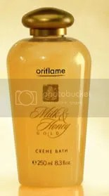 Milk & Honey Gold Creme Bath