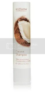 Coconut Shampoo for Dry or Dull Hair