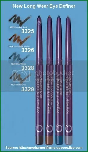 New Long Wear Eye Definer - Chì kẻ mắt