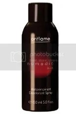 Nomadic Him Antiperspirant Deodorant Spray
