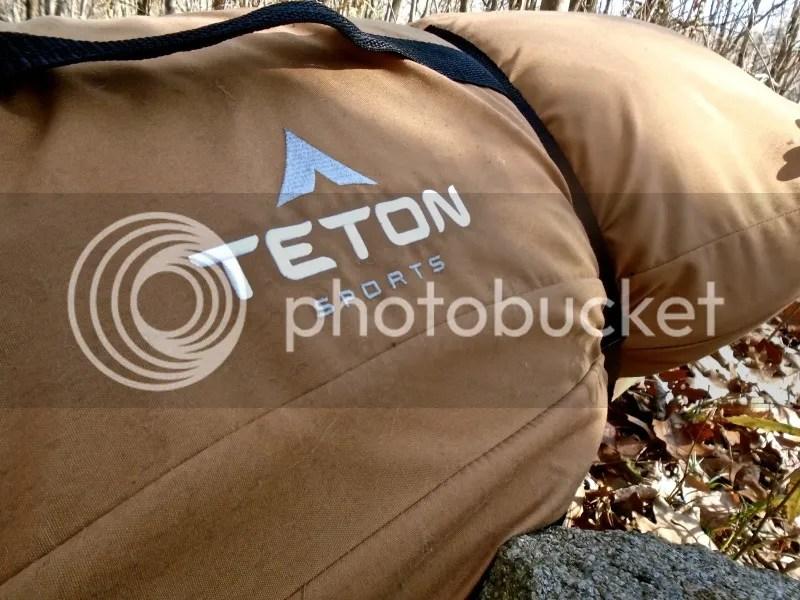 Teton Adventurer Pad.