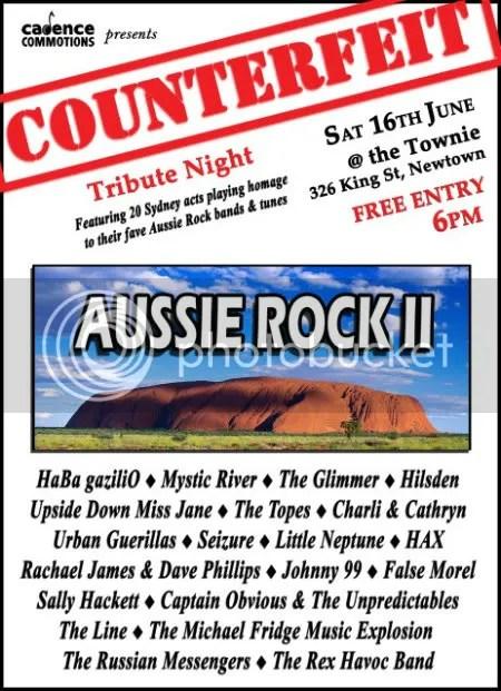 Aussie Rock II