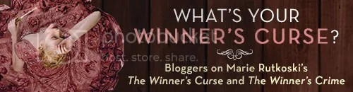 What's Your Winner's Curse? | The Marie Rutkoski Blog Tour