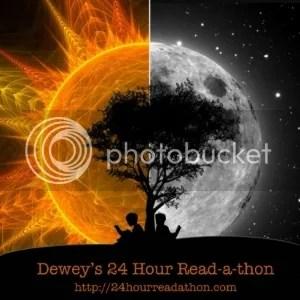 Dewey's 24 Hour Readathon Time!