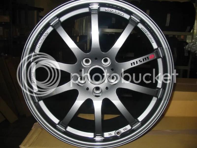 Nismo Wheels  Nissan Forum  Nissan Forums