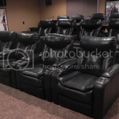 Home Theater Chairs Canada Swivel Chair Height Extender Spectrahome Traverse At Costco Avs Forum