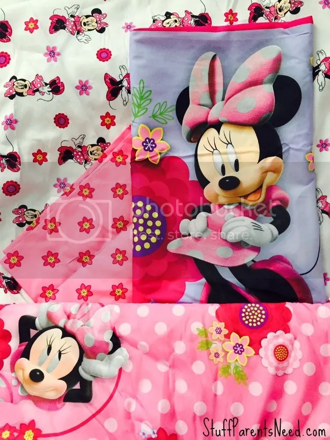 photo minnie mouse bedding set Walmart_zpsqvsvk0vn.jpg