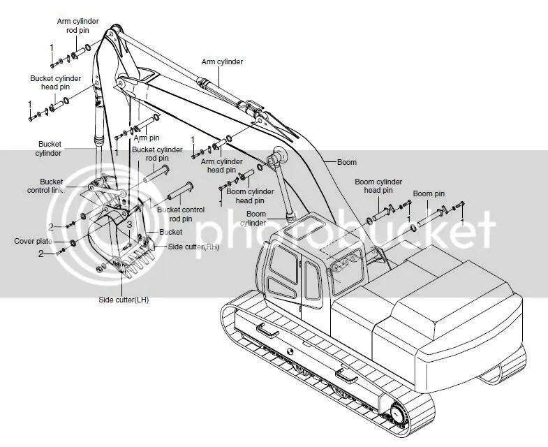 Hyundai Wheel Loader Hl730tm 9 Operating Manual