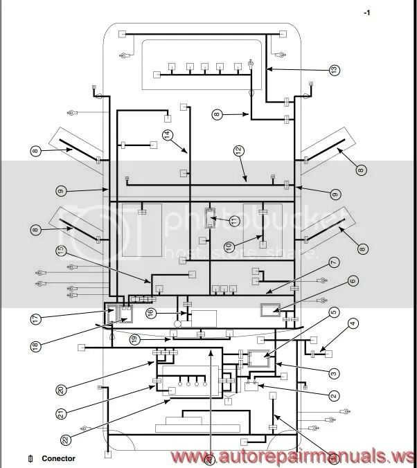 2000 ford expedition factory radio wire diagram