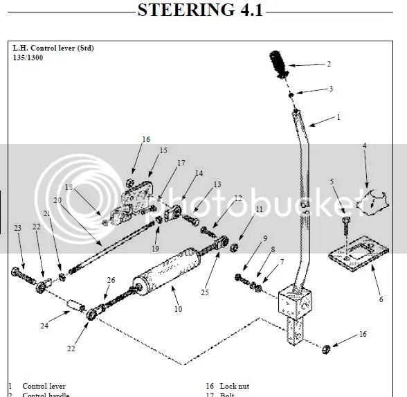 Hyundai Skid Steer Loader HSL600T/680T Service Manual