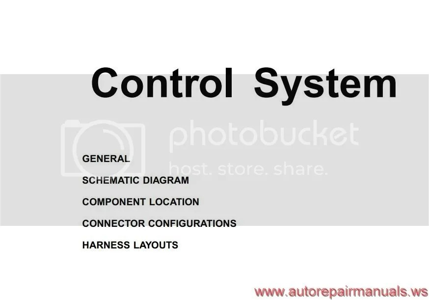 Hyundai County 2002 Electrical Troubleshooting Manual