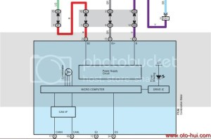 Toyota Camry Hibrid Vehicle 2011 Wiring Diagram | Auto