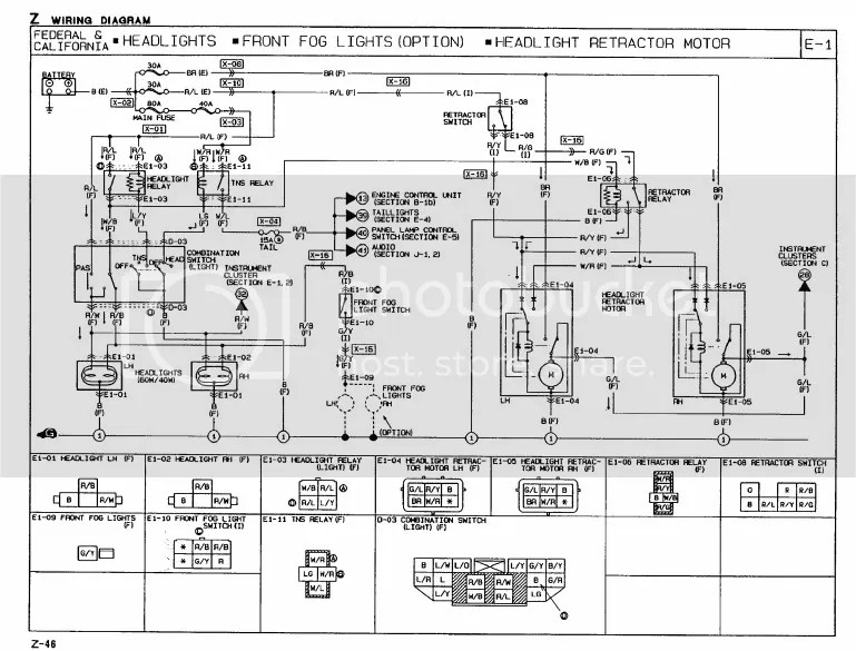 [DIAGRAM] Mazda Eunos Wiring Diagram FULL Version HD