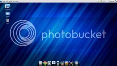 GUI Mac version Zorin OS