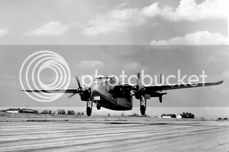 Fairchild C-82A