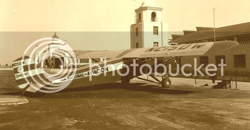 Ogden Osprey matrícula NC150W