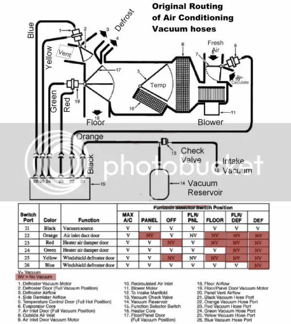 1999 f350 ac wiring diagram